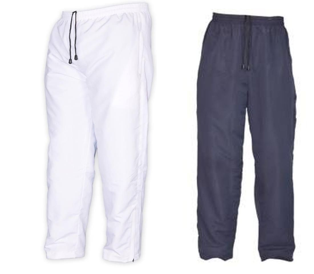 a98773eed0be 2 X Mens Tracksuit Bottoms Mesh Lining Gym Jogging Joggers Sweat Pants  Trousers