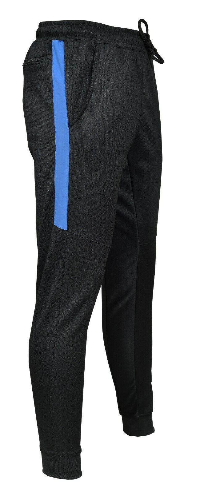 Men Gym Slim Fit Trousers Tracksuit Bottoms Sports Joggers Sweat Track Pant Boys