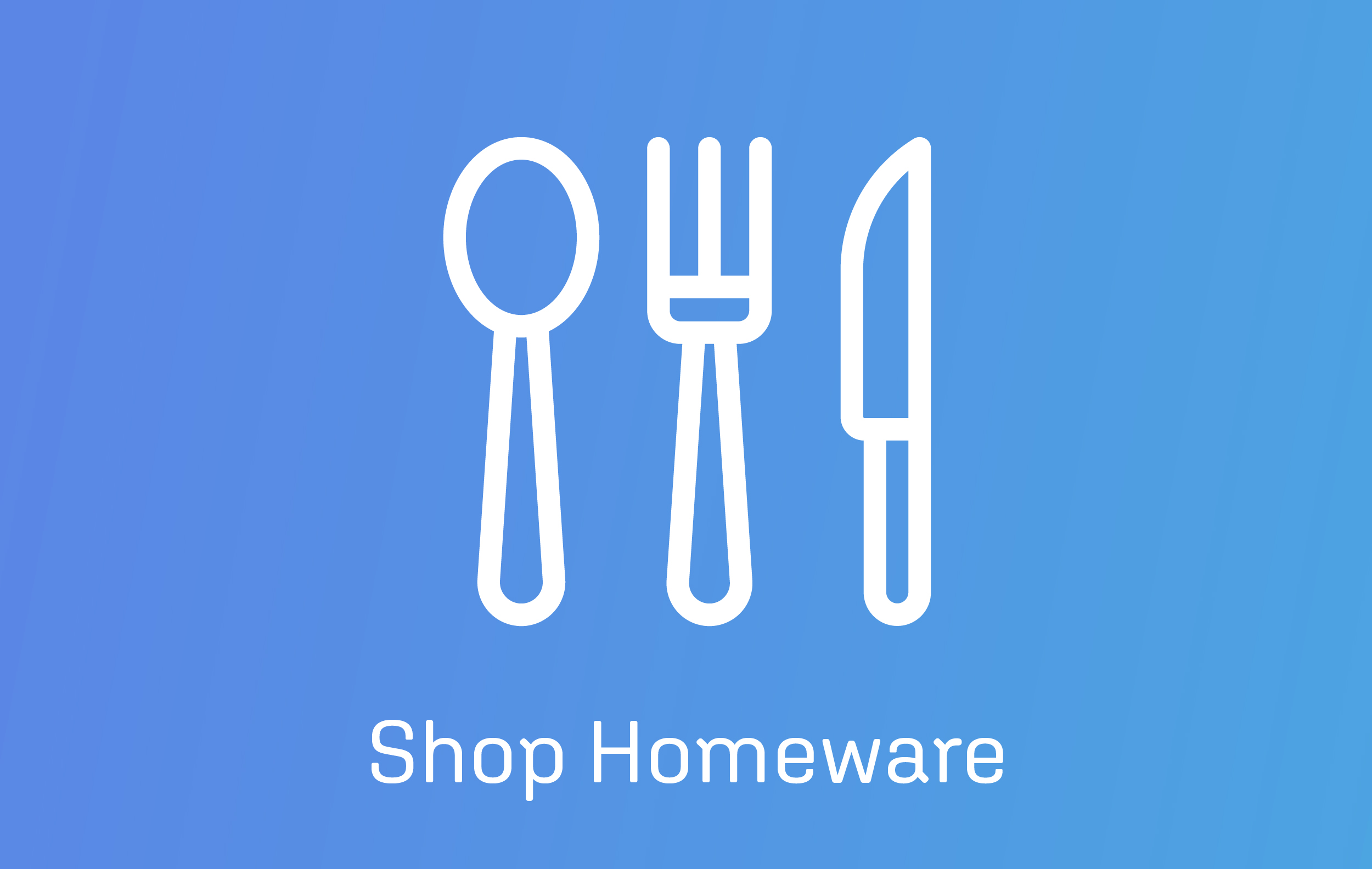 Shop homeware